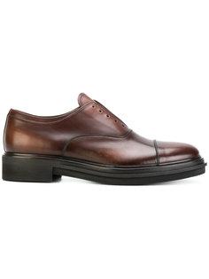 классические ботинки Дерби Premiata