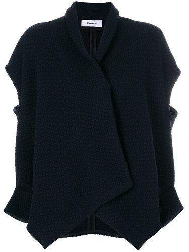 куртка с открытым плечом Chalayan