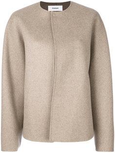 куртка на пуговице  Chalayan