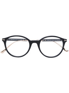 круглые очки Tom Ford Eyewear