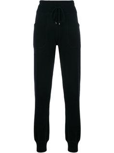 трикотажные спортивные брюки Cruciani