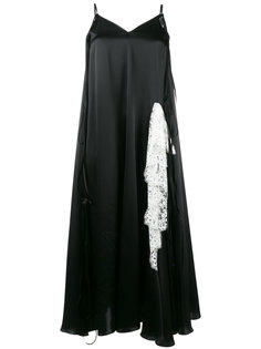 платье с кружевной отделкой  Y / Project