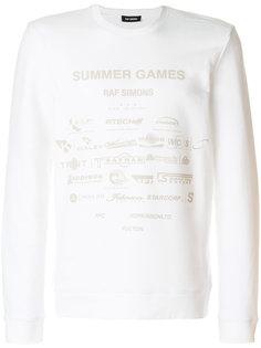 свитер Summer Games Raf Simons