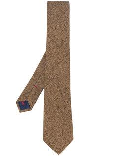 галстук с мелким узором Tagliatore