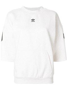 толстовка с рукавами по локоть Adidas