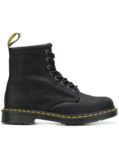 армейские ботинки на шнуровке Dr. Martens