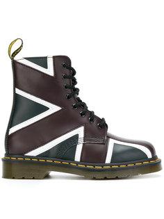 ботинки Union Jack Dr. Martens