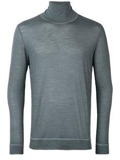 свитер с отворотной горловиной Common Wild
