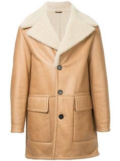 пальто с панельным дизайном Jil Sander