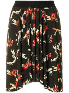 юбка с цветочным принтом Wilny Isabel Marant