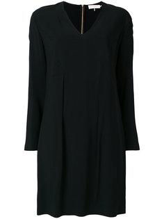 платье-шифт с V-образной горловиной LAutre Chose