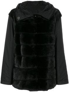 пальто с капюшоном Simonetta Ravizza