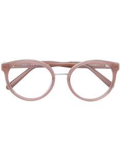 круглые очки Chloé Eyewear