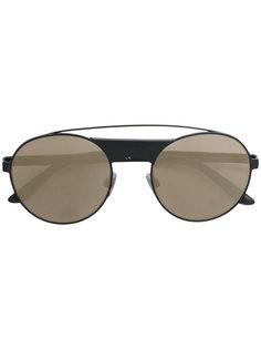 солнцезащитные очки-авиаторы Giorgio Armani
