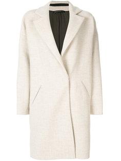 однобортное пальто  32 Paradis Sprung Frères