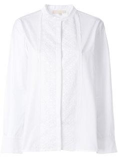 приталенная рубашка с вышивкой Vanessa Bruno