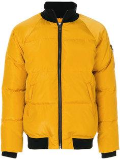 куртка-пуховик на молнии Paul & Joe