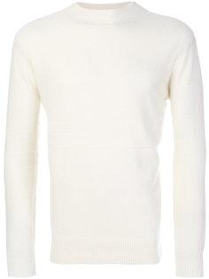 пуловер с круглым вырезом Maison Kitsuné