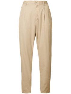 укороченные брюки с высокой талией Carhartt