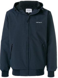 куртка-бомбер  с капюшоном Carhartt