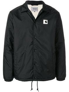 куртка с подкладкой из овчины  Carhartt