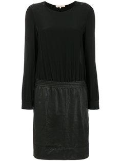 приталенное платье с контрастными панелями Vanessa Bruno