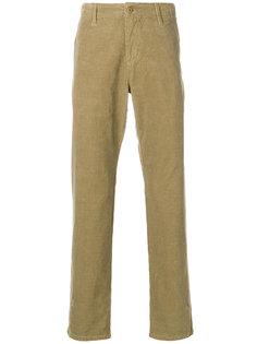 вельветовые брюки прямого кроя Carhartt