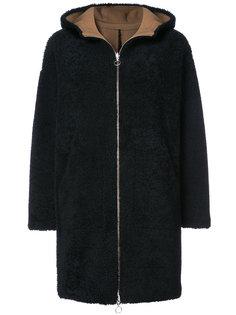 двухстороннее пальто из овчины  Sprung Frères