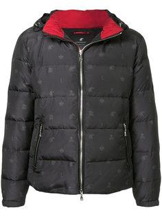 стеганая куртка с капюшоном  Loveless