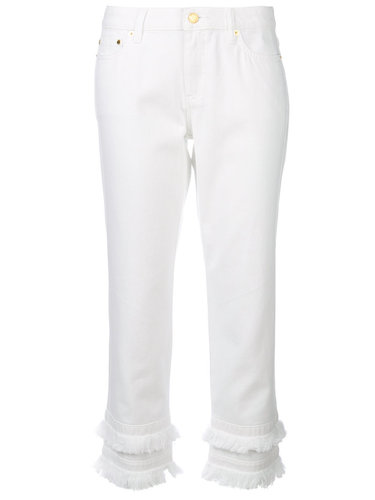 укороченные многослойные брюки Michael Michael Kors