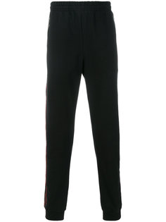 спортивные брюки с полосками по бокам Misbhv