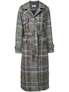 пальто в клетку Hofmann Copenhagen
