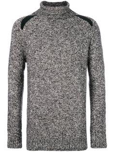 свитер с высокой горловиной Calvin Klein Jeans