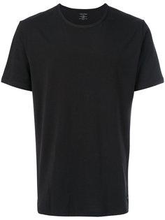 футболка с нашивкой логотипа Calvin Klein