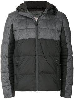 пальто-пуховик с капюшоном Calvin Klein
