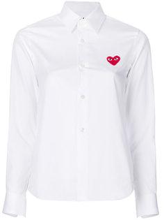 рубашка с логотипом Comme Des Garçons Play