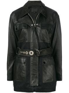 куртка с бахромой Alexander Wang