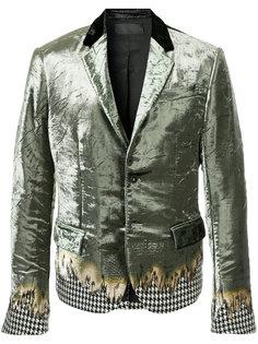 пиджак с градиентным принтом Haider Ackermann