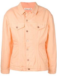 стеганая джинсовая куртка Martine Rose