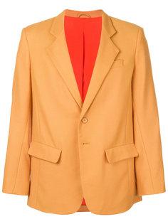 классический пиджак Eckhaus Latta