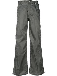 широкие джинсы  Eckhaus Latta