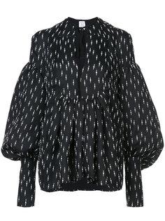 блузка swash buckler Rosie Assoulin
