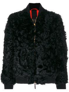 куртка-бомбер Numerootto