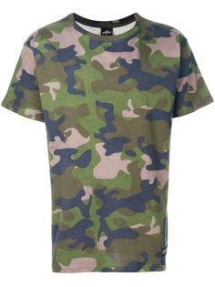 камуфляжная футболка Les (Art)Ists