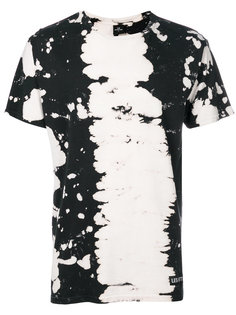 футболка с принтом тайдай Les (Art)Ists