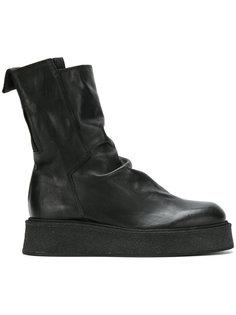 ботинки на утолщенной подошве Cinzia Araia