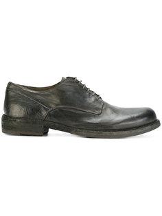 ботинки Дерби со шнуровкой Officine Creative
