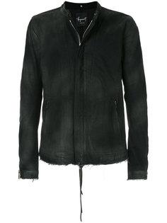 куртка с необработанными краями Fagassent