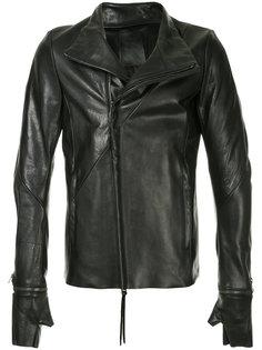 куртка со смещенной застежкой-молнией Fagassent