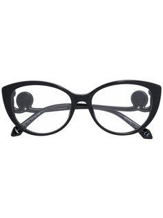 """очки Cortona в оправе """"кошачий глаз"""" Roberto Cavalli"""